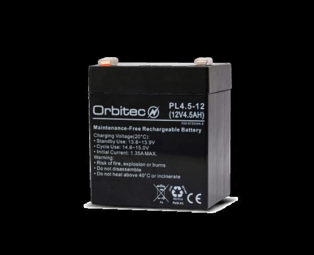 Baterías Orbitec PL4.5-12