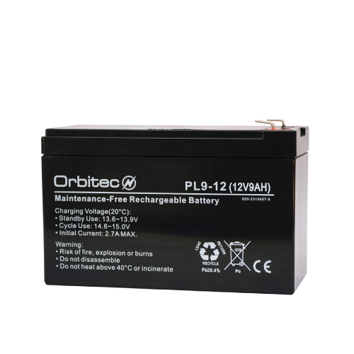 Baterías Orbitec Mod. PL9-12